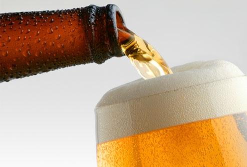 Hoe een bier inschenken?