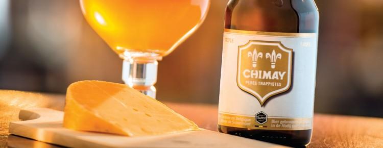 bier en kaas chimay