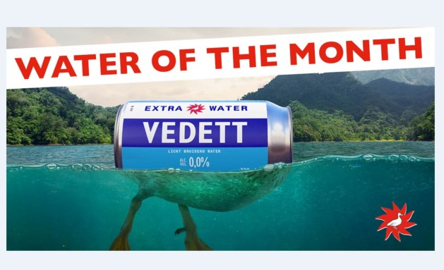 Vedett 0.0% … Soon in our store!!!