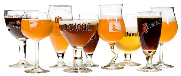 Ieder bier heeft zijn eigen glas!
