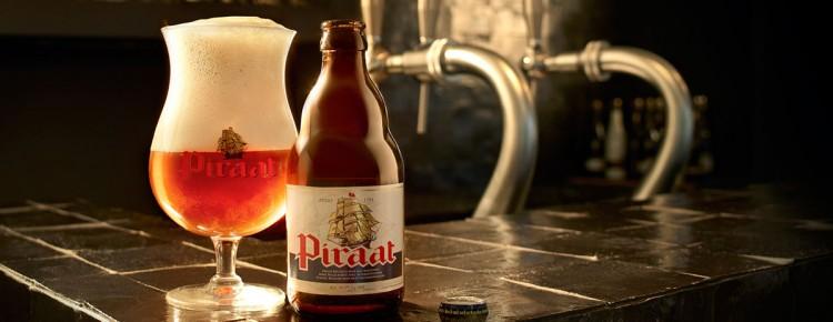 piraat bier van tap