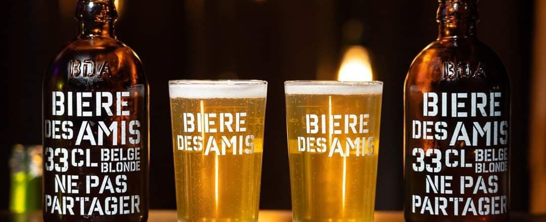 BEER IN THE PICTURE 'Bière des amis'